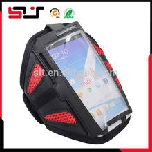 High quality custom neoprene gym running sport armband case for nokia lumia 925
