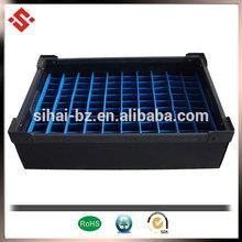 2015 plastic box removeable compartments, multi compartment boxes