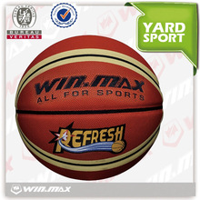 lastest design new pu laminated molten basketball