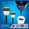 Condensation electronic potting silicone rubber for outdoor solar lights