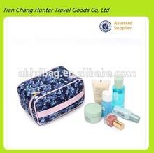Wholesale Elegant Lady Rectangle pattern cosmetic make-up bag (Model H2666)
