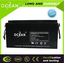 Hot sales factory produced vrla solar batteries for ups/solar panel/inverter