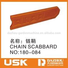 Reemplazar: motosierra stihl ms 170/180 del motor piezas de repuesto de la cadena scabbard