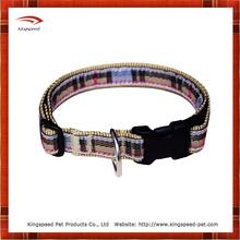 Bobby British Collection Nylon Dog Collars