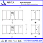 Promotion Price!!! sandwich panel 20ft container cold room manufacturer