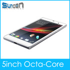 2014 best selling 5inch IPS HD screen GPS 3G 16GB ROM,1GB RAM android phone Octa Core dual sim