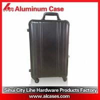 classical trolley trunk luggage metal revit