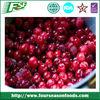 2014 High wholesale frozen cranberries for sale