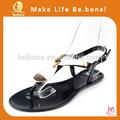 2014 geléia sapatos sandálias sapatos pvc