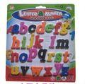 2014 üst satış!! Manyetik alfabe eğitici mp5 oyuncak tabanca