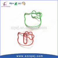 Design fancy hello kitty paper clips