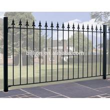 cheap metal fences for garden
