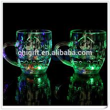 Neon Flashing Beer Mug