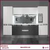 Apartment uv paint wood grain kitchen cabinet door