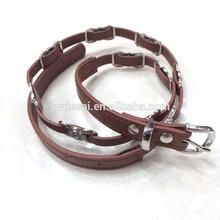 2014 New arrive unique design Wholesale leather belts mens genuine leather belt