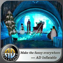 Photobooth LED Inflatable Christmas Dome