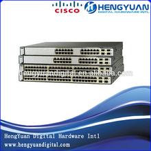 24 port LAN base cisco switch WS-C3750X-24T-L