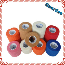 Patterned Cotton Printed Veterinary Waterproof Cohesive Bandage
