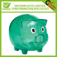 Logo Printed Top Quality Piggy Banks For sale