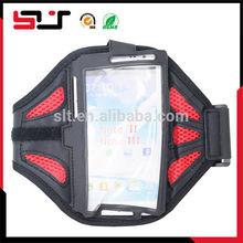 Fancy fashion waterproof carrying neoprene armband case for samsung galaxy s2