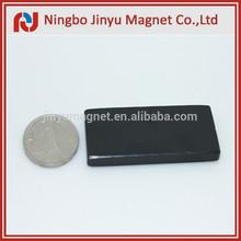 Strong Perform Sintered Rare Earth Thin N42 Neodymium Block Magnets