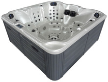 outdoor spa hot tub galvanic spa home person whirlpool CE SAA