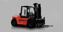 10ton diesel forklift truck with japanese ISUZU engine