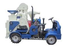 modern design diesel engine rice milling machine made in China