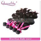Hot product top grade deep wave 100% virgin brazilian hair uk