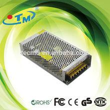 5 volt 20 amp dc power supply, 90-250 volt ac input 5 volt dc output led power supply with CE,FCC