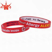Promotion cheap custom basketball silicone wristband