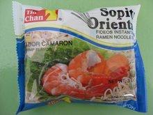 85g Chicken/Beef/Shrimp Flavor Fried Instant Noodles Food