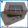 2014 300g coated paper 12 cupcake box sale
