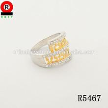 Unique Braided Wedding Rings popular design 2014