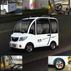 Closed Body Electric Vehicle for Passenger