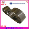Polished hot rolled steel