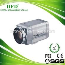 480/600TVL 1/4 SONY CCD Box Camera for home security