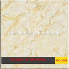El patrón de crack cerámica azulejo blanco mc-u658 retro exterior de ladrillo azulejo de suelo