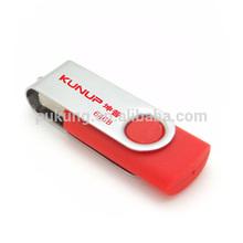 top sale promotion gift 32 gb swivel plastic usb flash drive