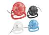 "4""plastic /metal portable mini usb fan"