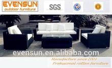 2014 Hotsale Wicker Aluminum Outdoor Modern Outdoor Rattan Recliner Garden Furniture