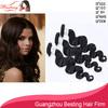 Top sale quality unprocessed chignon hair