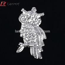 Fashion design decorative metal guards for Paper Box