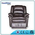 confort causeuse inclinable canapé en cuir véritable