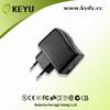 short circuit protection usb Europe market 5V 350ma led power supply
