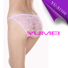 Sexy transparent briefs panty for women