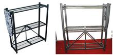 Factory supply steel plate storage vertical rack