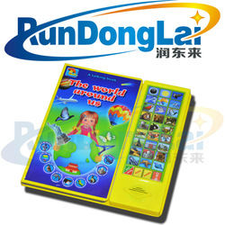 Maga Sounds Book/ Music Book for Children Learning or Entertaining
