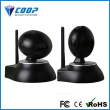 Network adaptive technology PNP Easy Installation Night Vision 5 Meter IP Camera