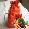 eco friendly natural jute bag,food grade jute bag for food,food grade brown paper bag